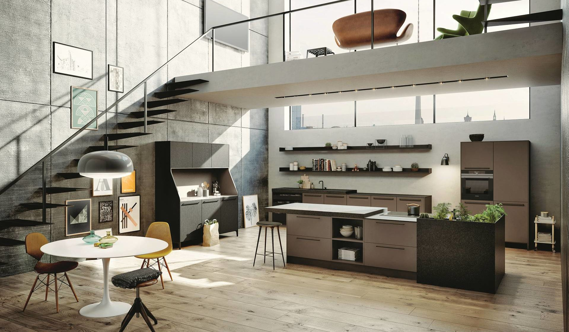 Modern kitchens & contemporary kitchens   SieMatic