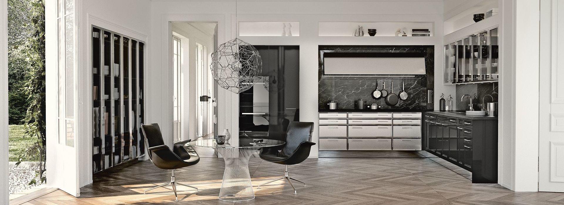 Luxus-Küchen von zeitloser Eleganz | SieMatic