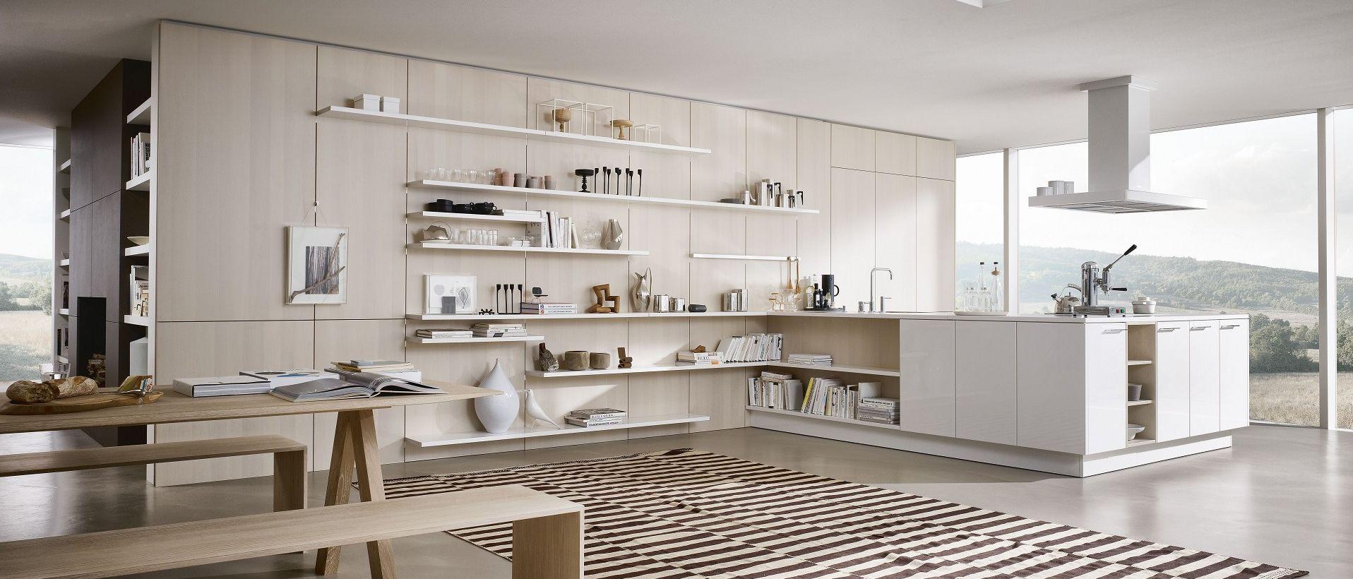 Open Keuken Ideeen.Open Keuken De Kunst Van Het Leven Siematic Siematic