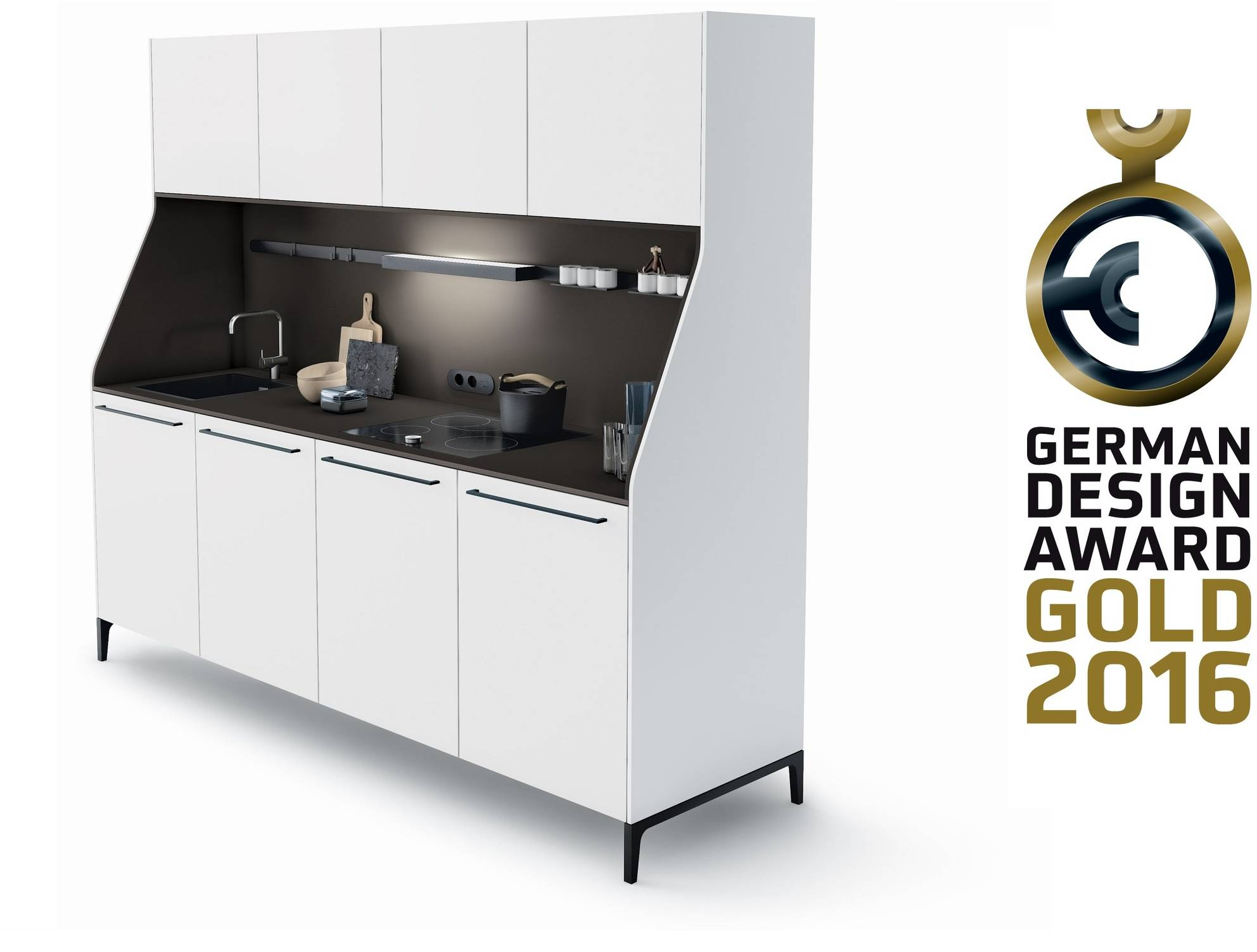 SieMatic 29 a reçu la médaille d'or du German Design Award en 2016 par le German Design Council.