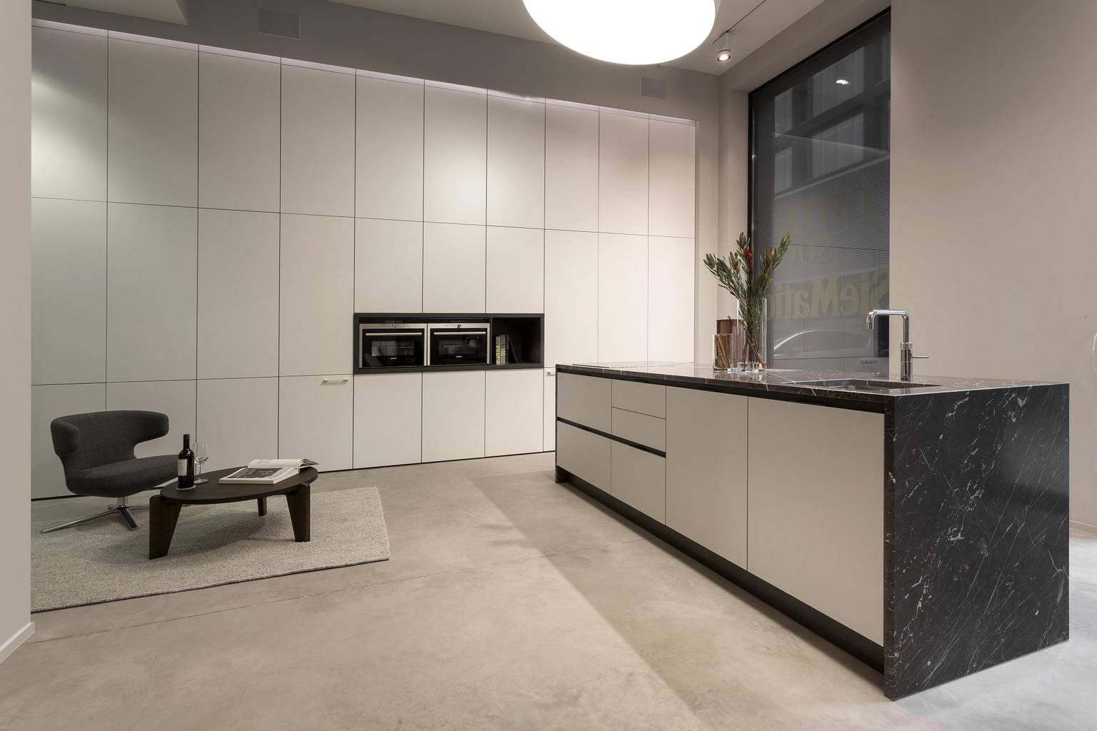 Les showrooms cuisine siematic cuisinistes allemands for Showroom cuisine