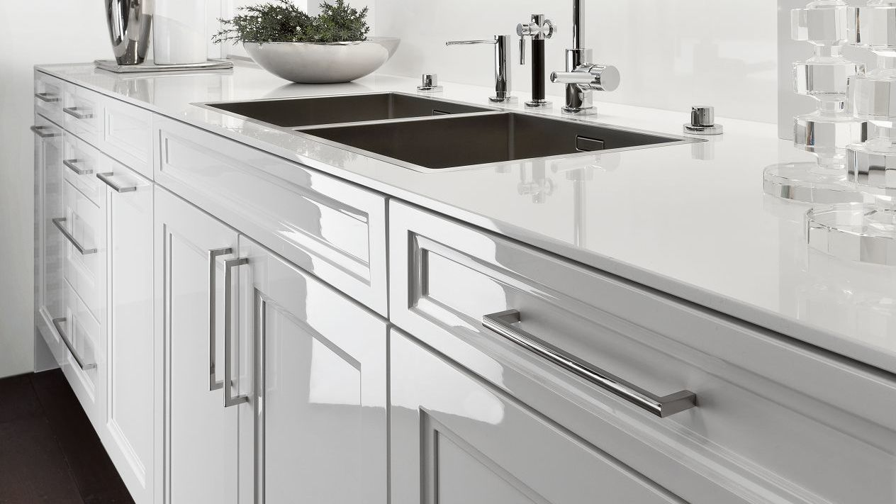Küchenoberflächen siematic küchen oberflächen materialien farben