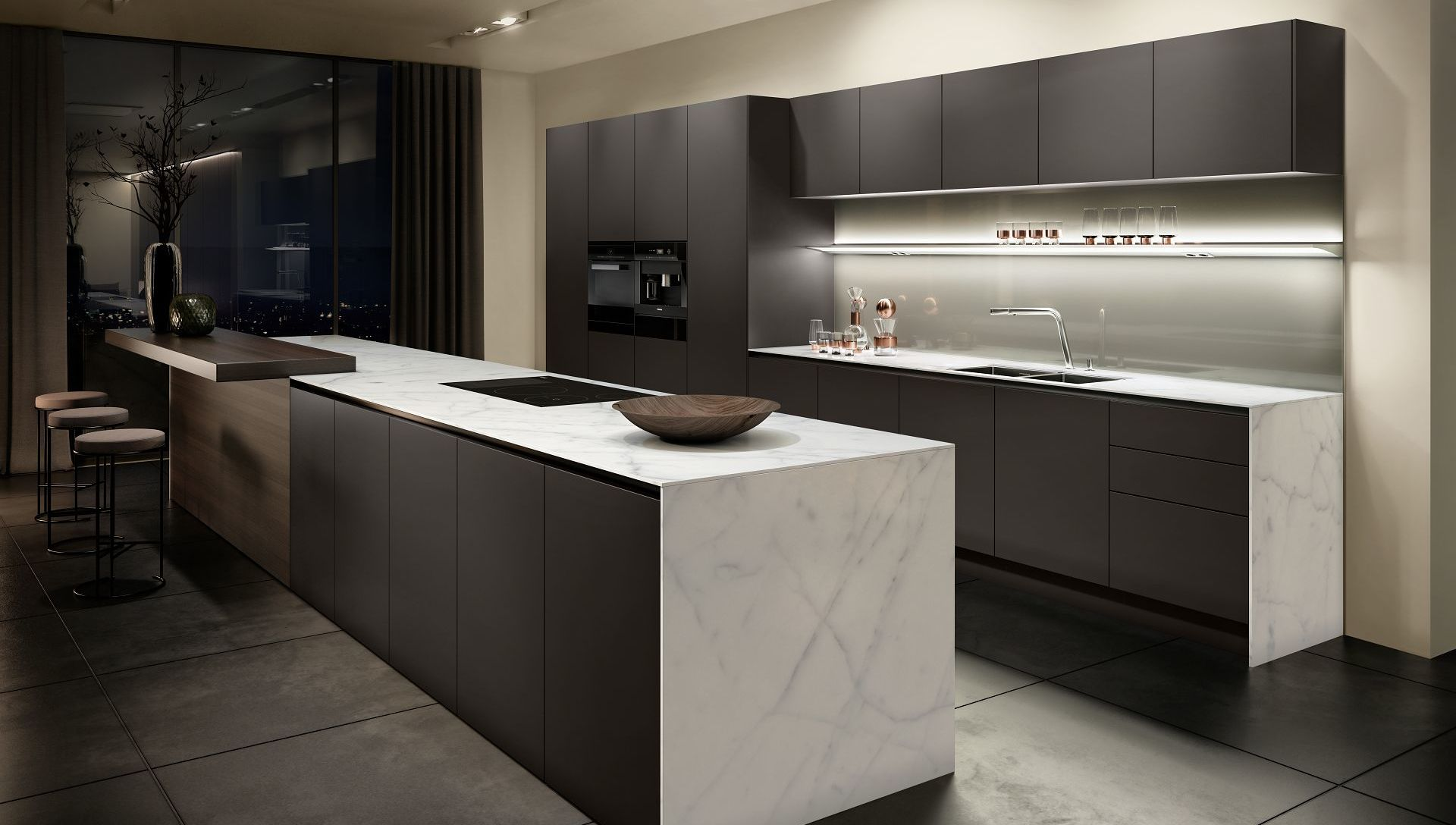 Handleless Kitchens Kitchens Without Handles Siematic