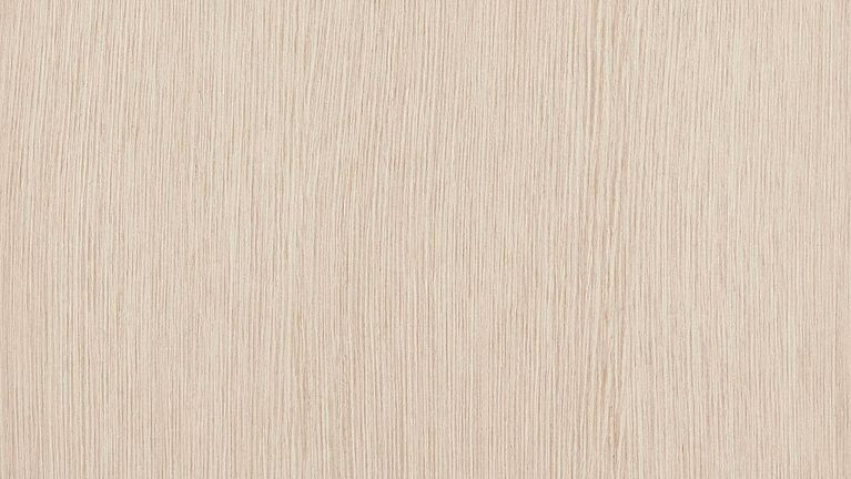 "Veneer in ""ivory oak"" from SieMatic's selection of natural wood kitchen cabinet door fronts."