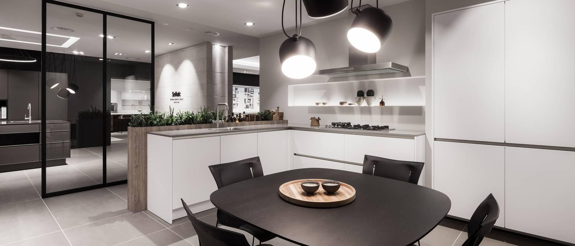 SieMatic keukens showrooms: laat u door het individuele SieMatic-keukendesign inspireren!