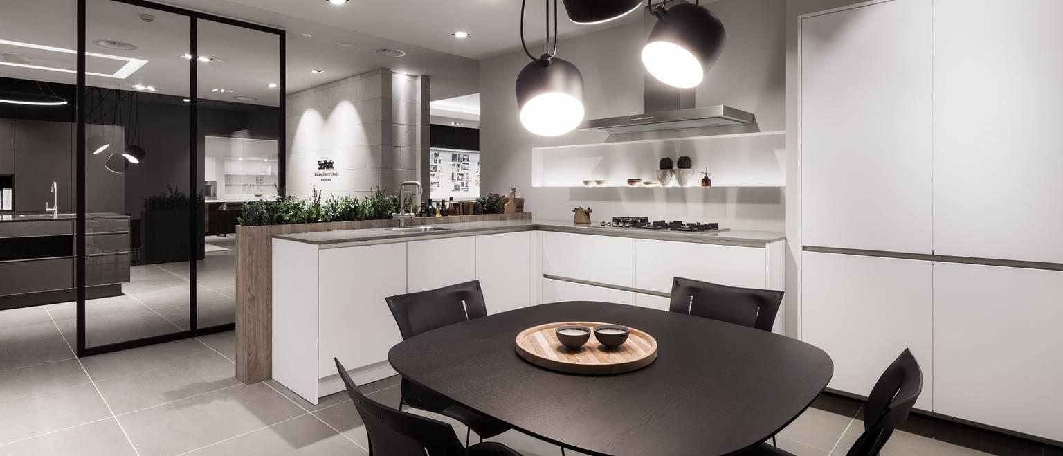 Centri cucine SieMatic :lasciatievi ispirare dal design individuale delle cucine SieMatic !