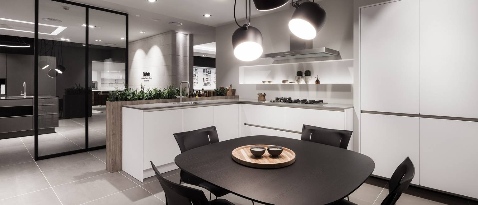 SieMatic kitchen showrooms: Find inspiration in individualized SieMatic kitchen design