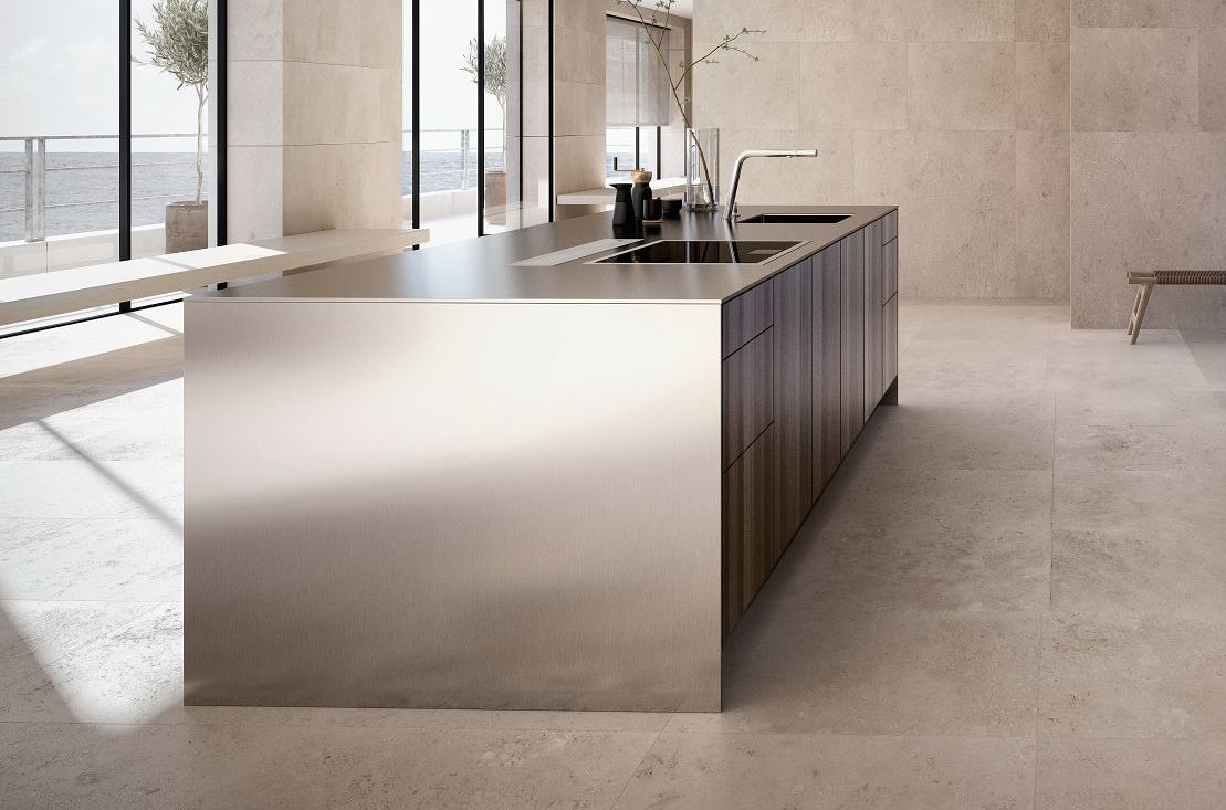 Küchen Arbeitsplatten von SieMatic - das Mehr der Möglich ...