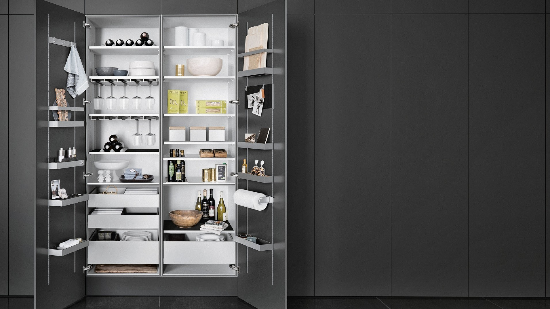 Kitchen Design By Siematic Flexible Planning Options