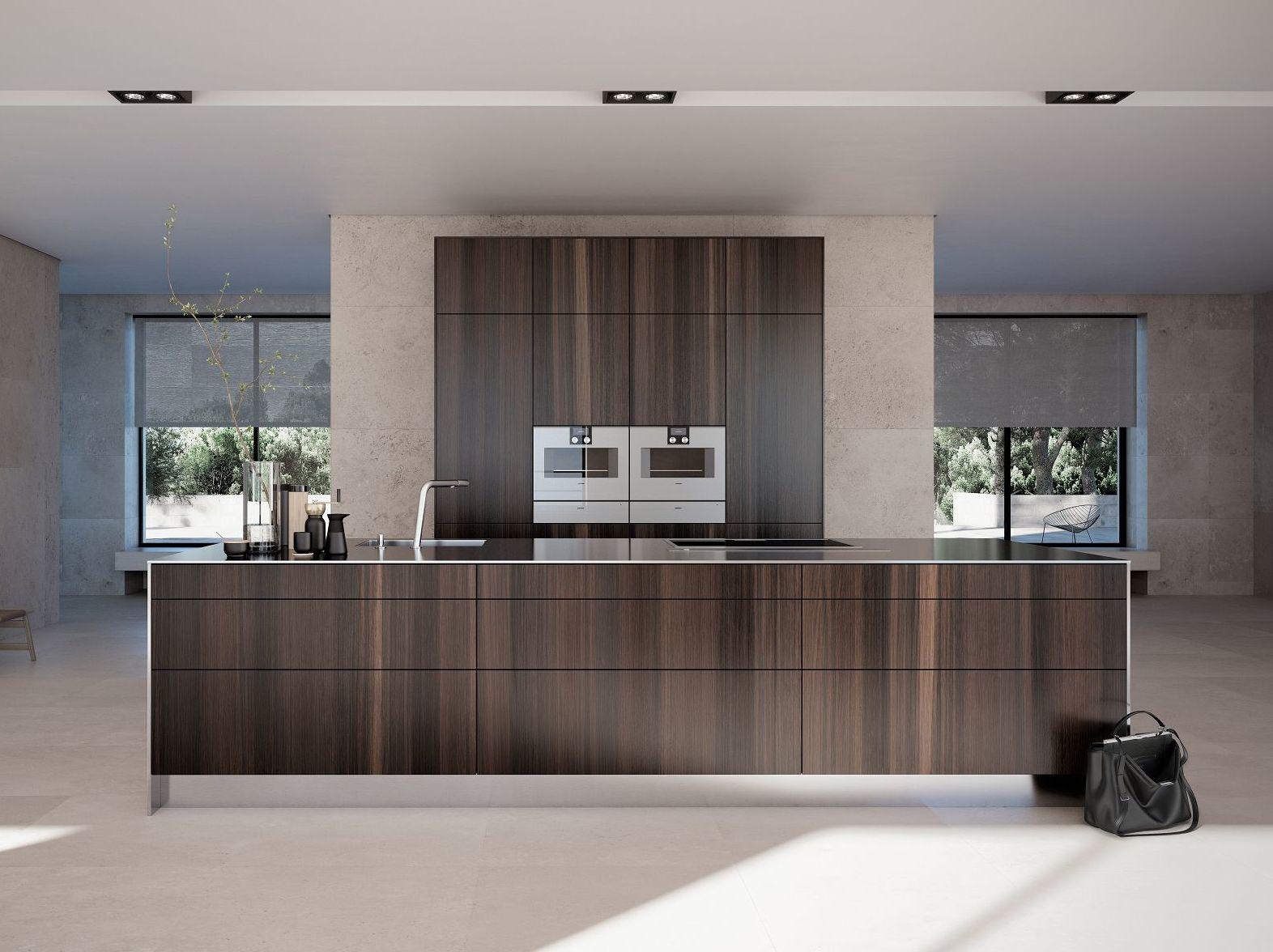 Industriele Open Woonkeuken : Open keuken de kunst van het leven siematic