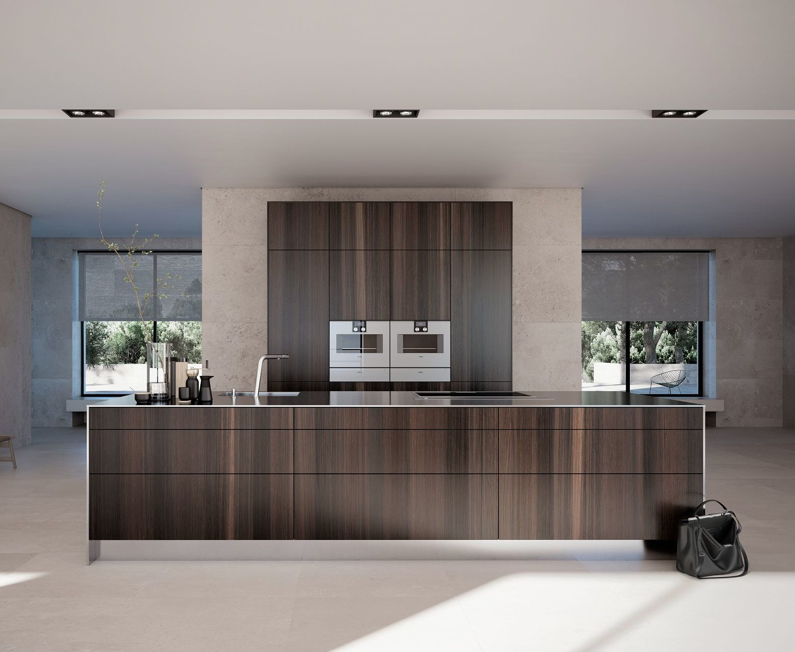 High End Kitchens Of Elegance And