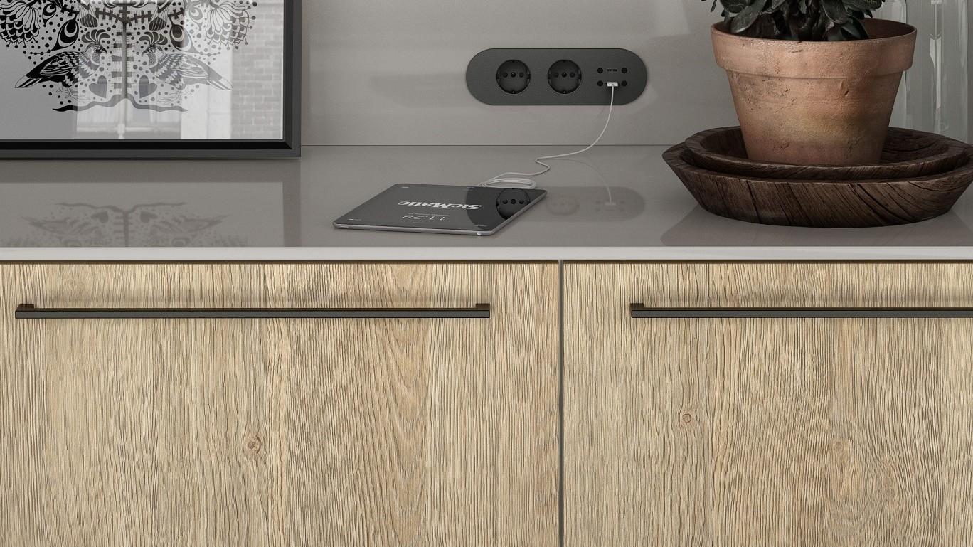 SieMatic Küchen: Oberflächen, Materialien & Farben