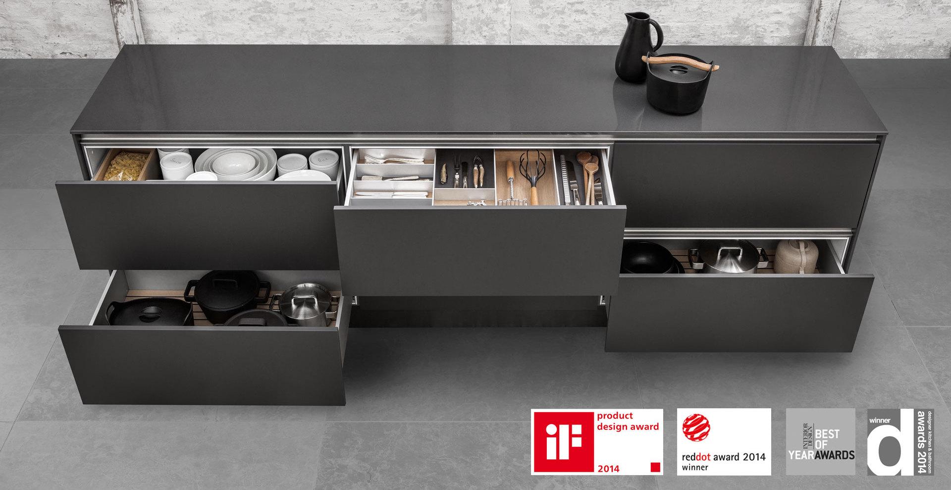 Luxus-Küchen von zeitloser Eleganz | SieMatic |