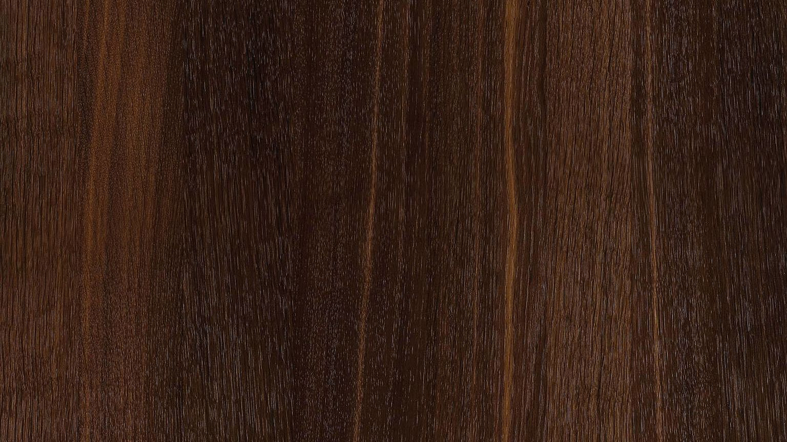 "Veneer in ""smoked oak"" from SieMatic's selection of natural wood kitchen cabinet door fronts."