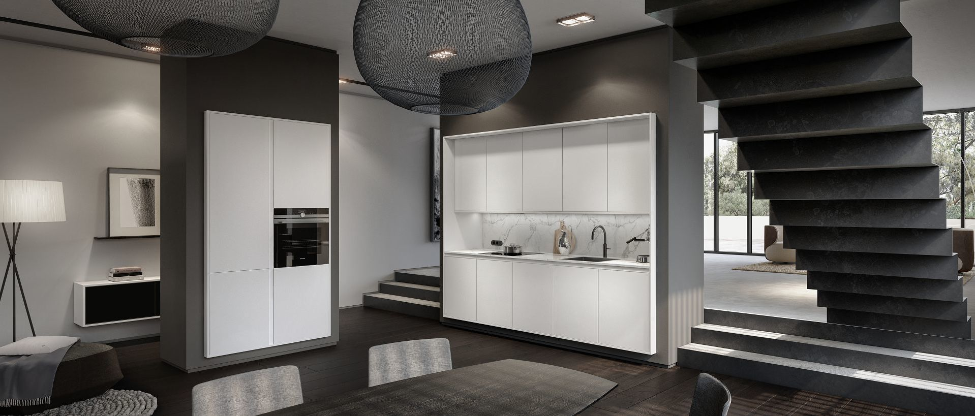 The Design Concept Of The New SieMatic PURE Style Collection Gives Purist Kitchen  Design Completely New Contours And A Unique Character.