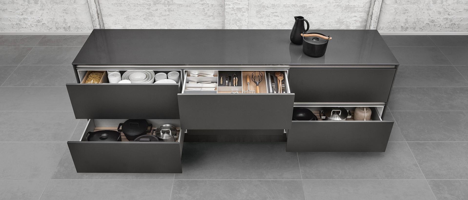 Küchenausstattung von SieMatic: individuell, innovativ, zeitlos elegant