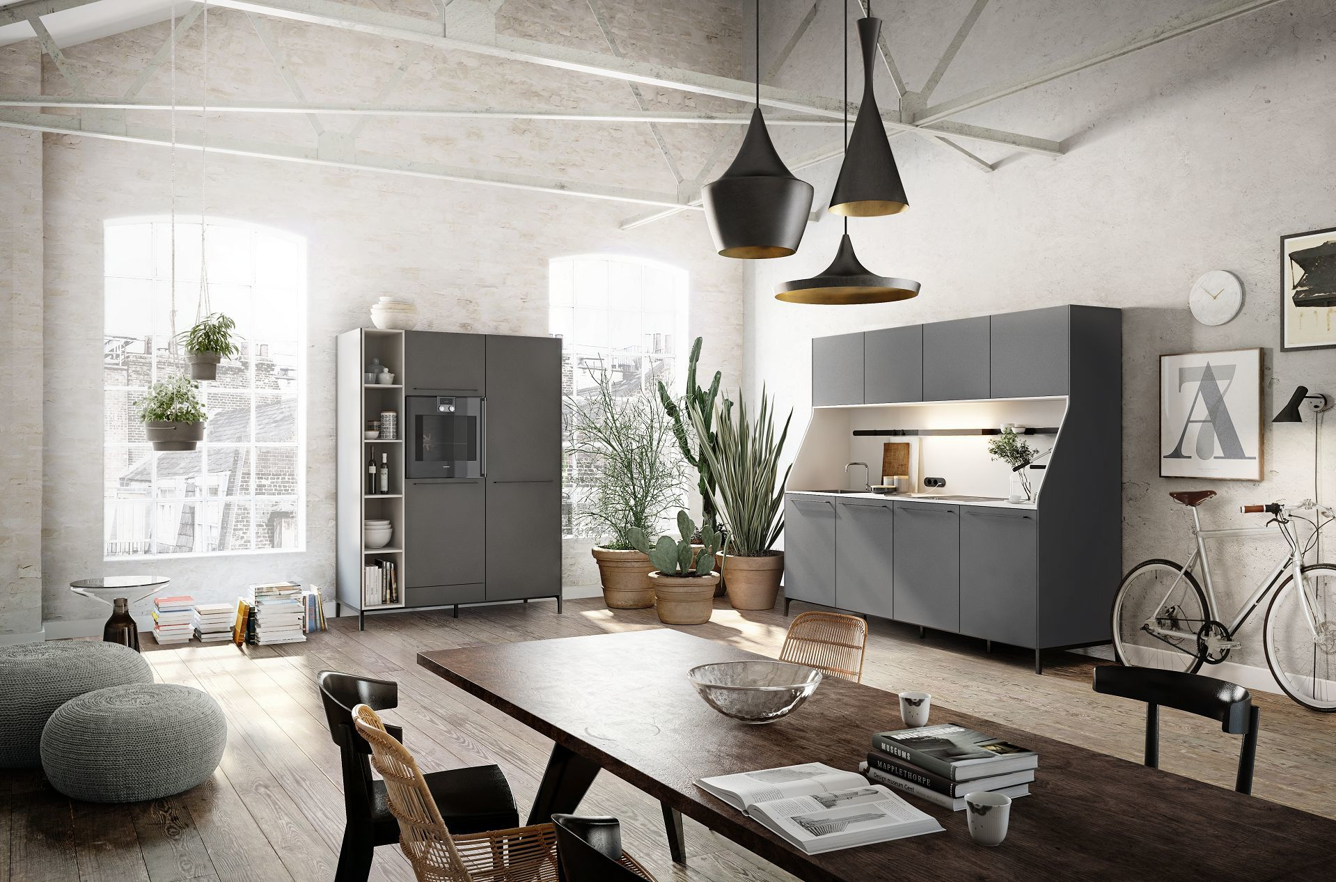 Kitchen Design for a Modern Mobile Generation