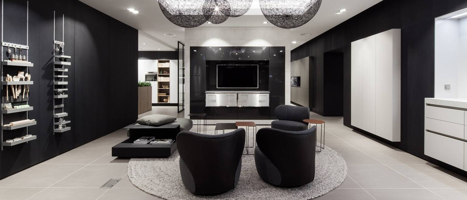 SieMatic kitchen showrooms: Your SieMatic consultant provides expertise and creativity