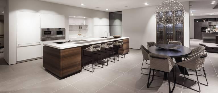 SieMatic keukens showrooms: rondom goed adviseren.