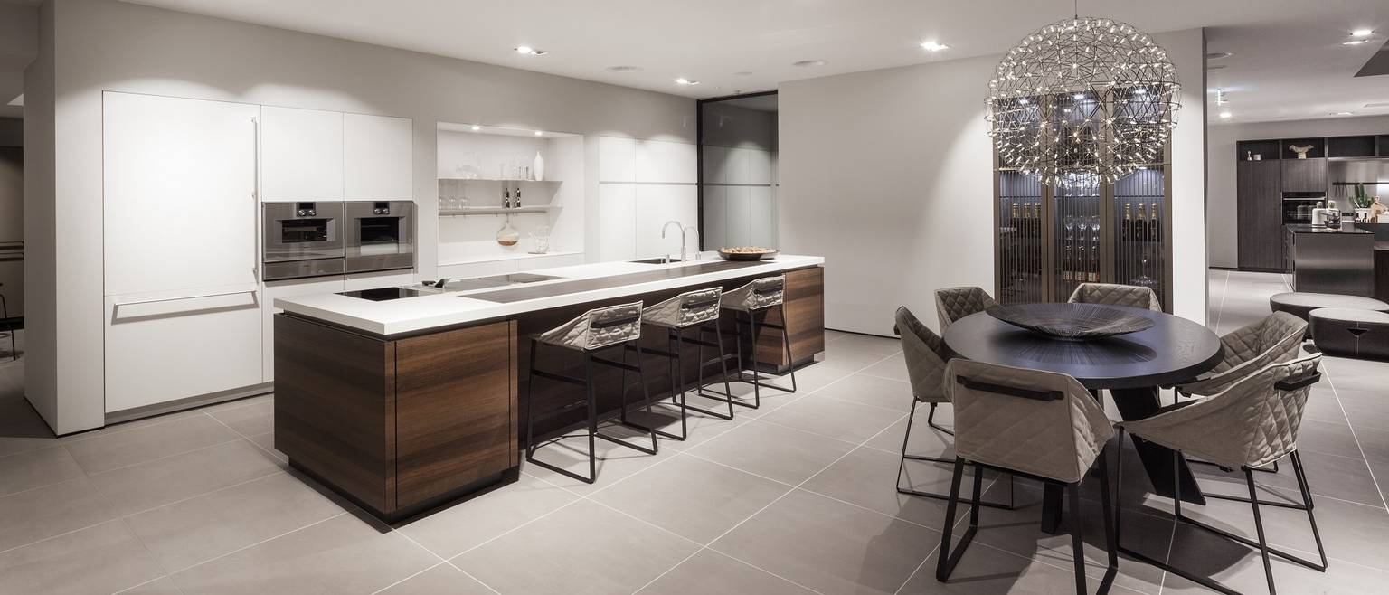 SieMatic kitchen showrooms: Well-rounded advice