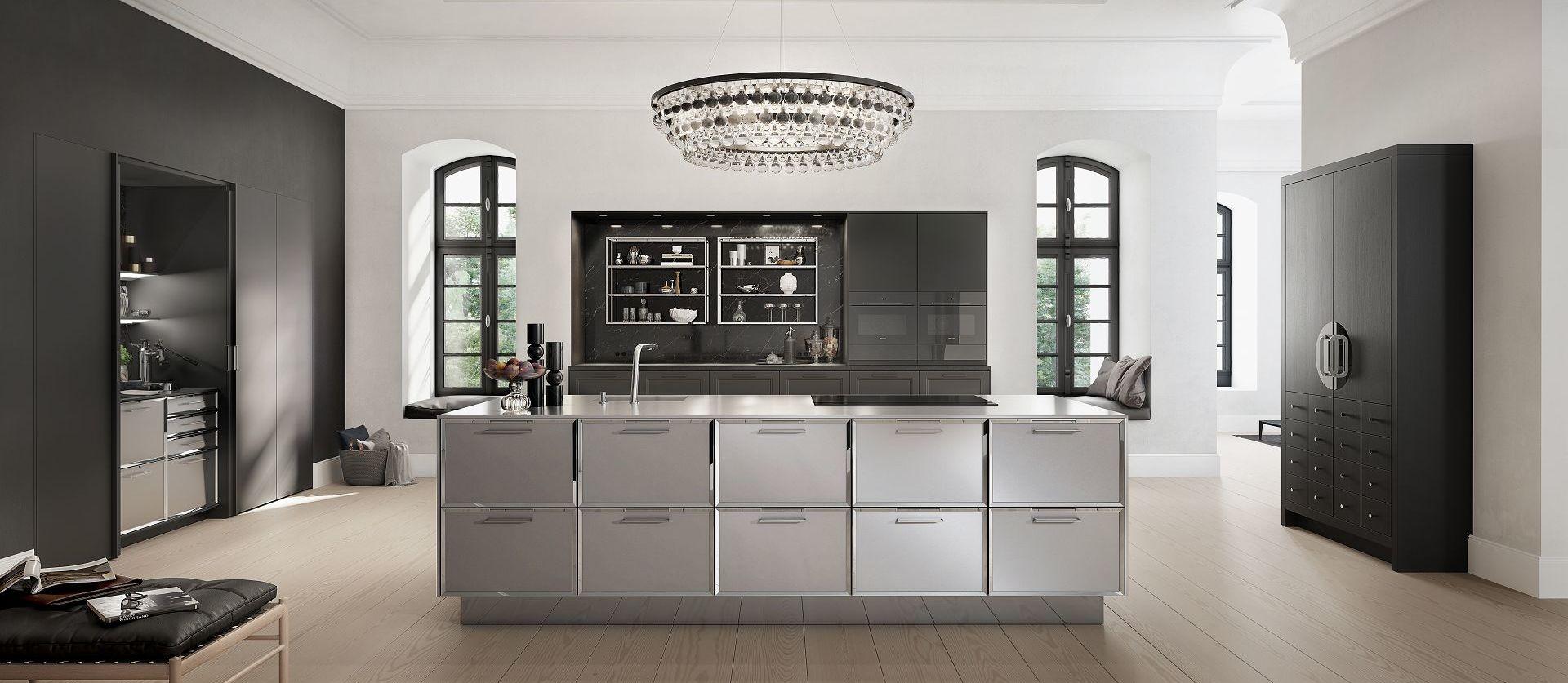 Duitse Keukens In Al Hun Glorie Siematic Siematic