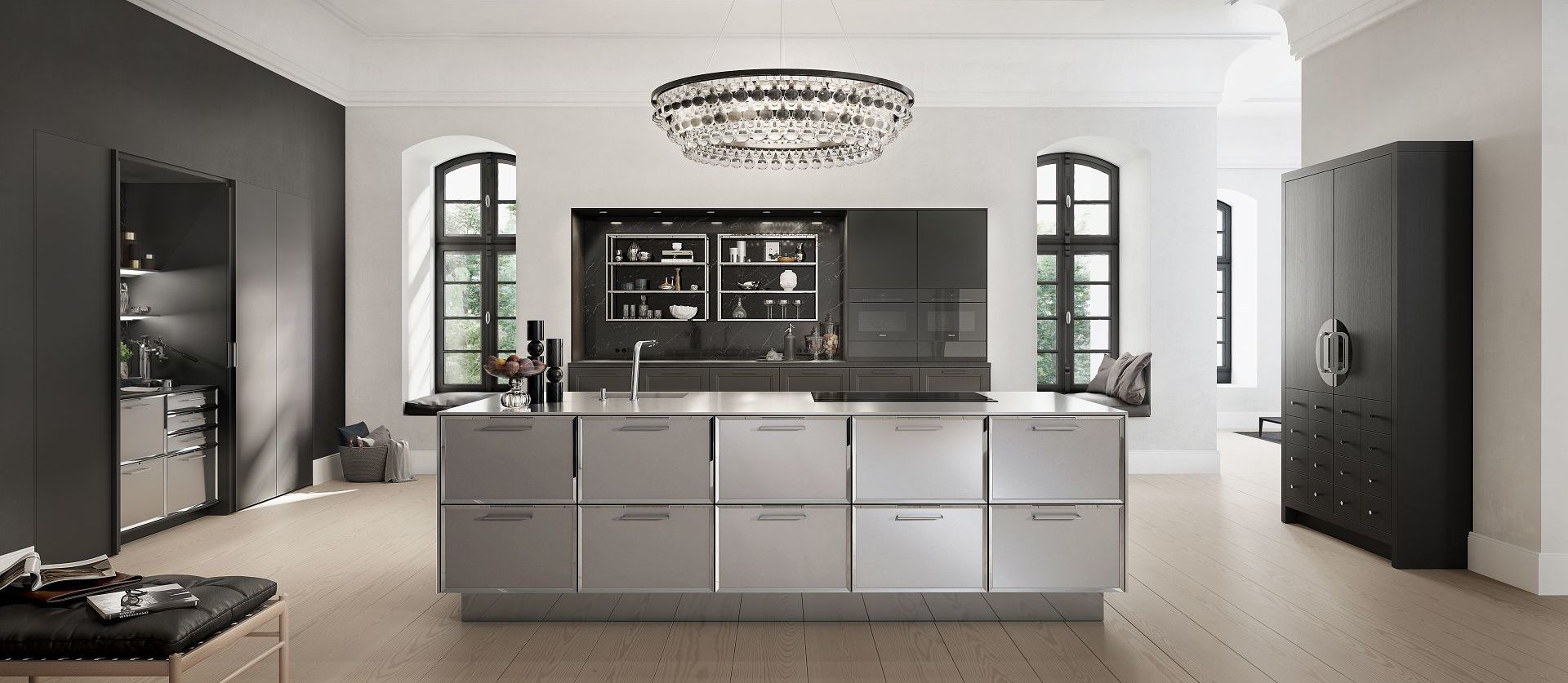 desirable german kitchens - truly personalised kitchens