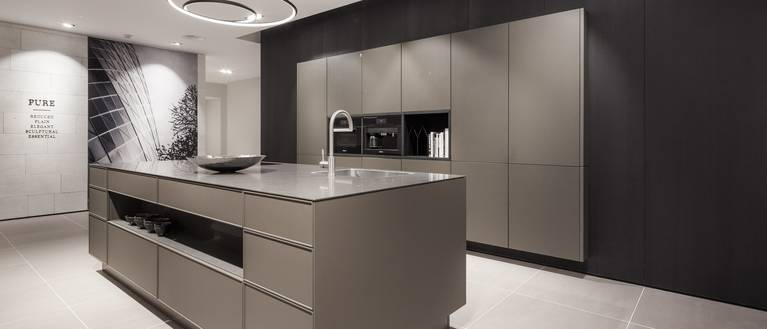 SieMatic kitchen showrooms: Visit your SieMatic specialist in person
