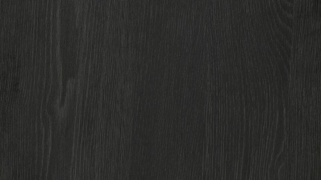 "Wood grain laminate in ""onyx oak"" from SieMatic's selection of kitchen cabinet door fronts"