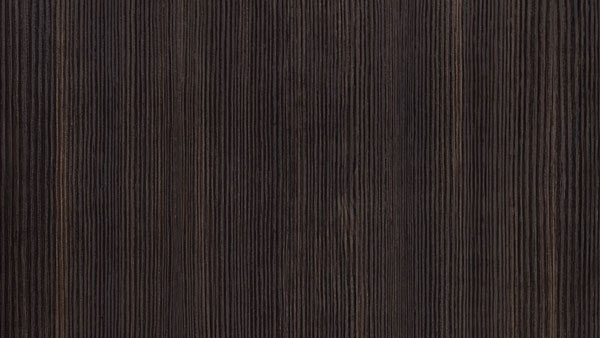 "Wood grain laminate in ""terra larix"" from SieMatic's selection of kitchen cabinet door fronts"