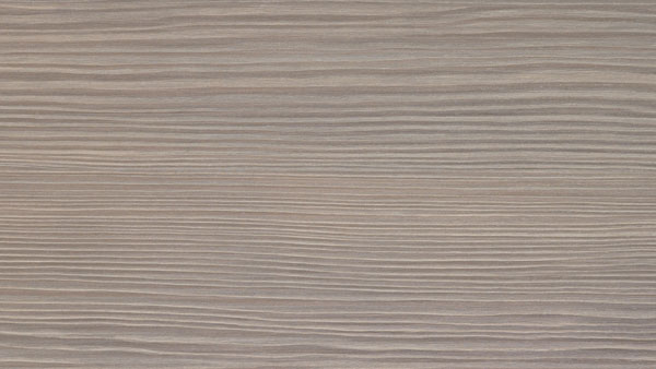 "Wood grain laminate in ""titan pine horizontal"" from SieMatic's selection of kitchen cabinet door fronts"
