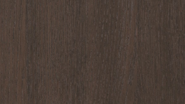 "Veneer in ""graphite oak"" from SieMatic's selection of natural wood kitchen cabinet door fronts"