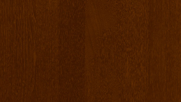 Veneer in honey walnut from SieMatic's selection of natural wood kitchen cabinet door fronts