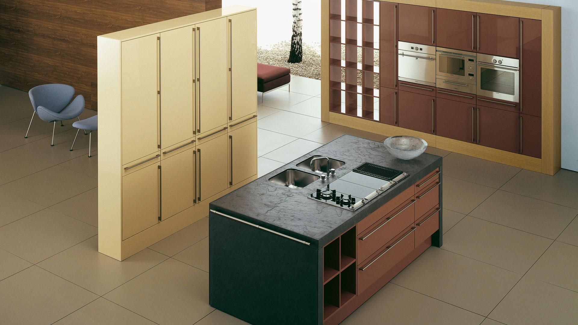 SieMatic Historie 2002: SieMatic International Style – Das neue Planungs- und Einrichtungskonzept für die Küche.