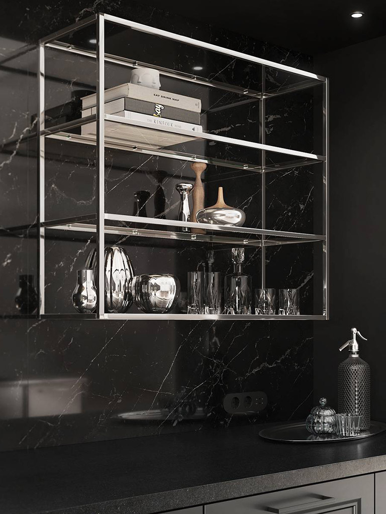 SieMatic Kitchens: Surfaces, Materials, Finishes & Colors