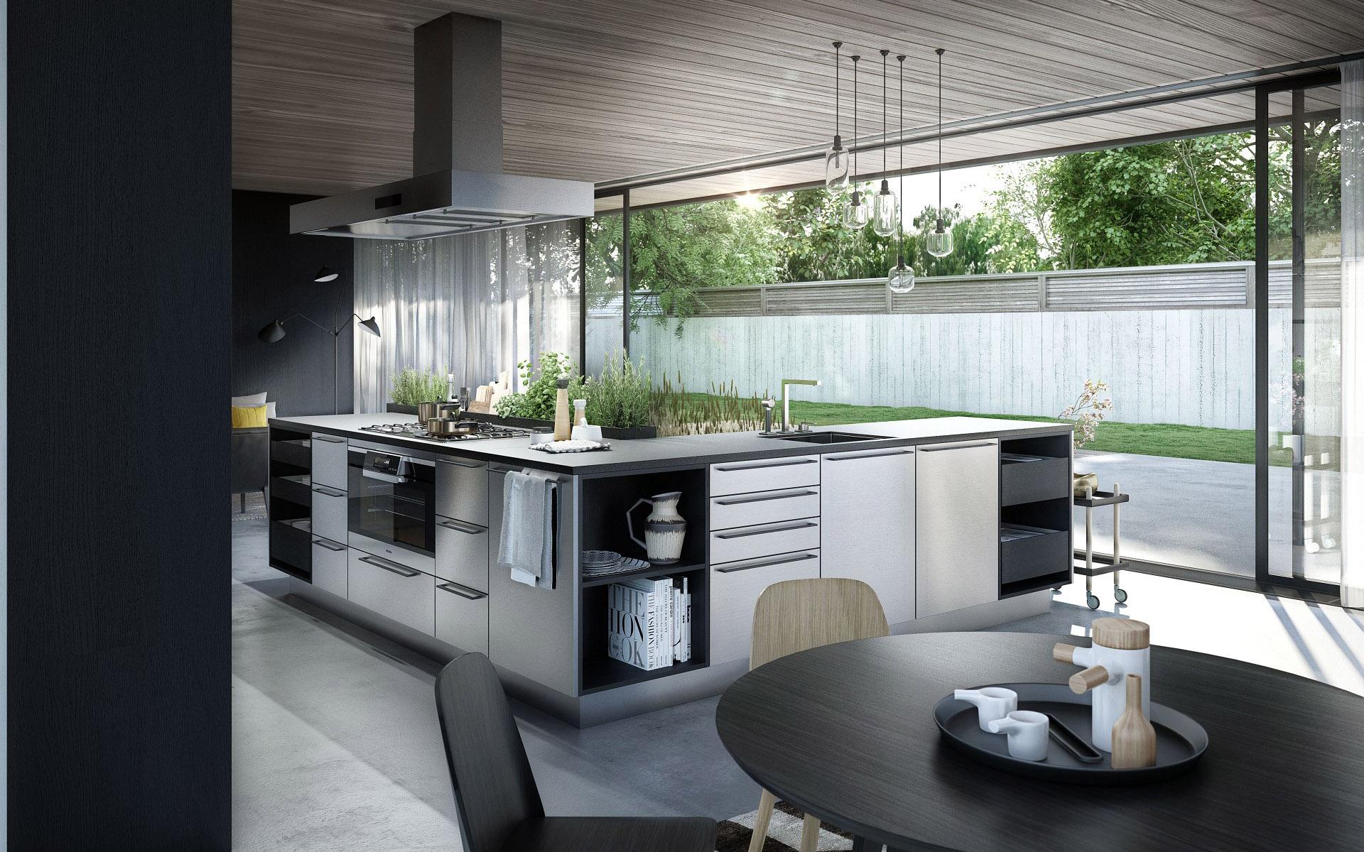 Exklusive Küchen von höchster Individualität | SieMatic
