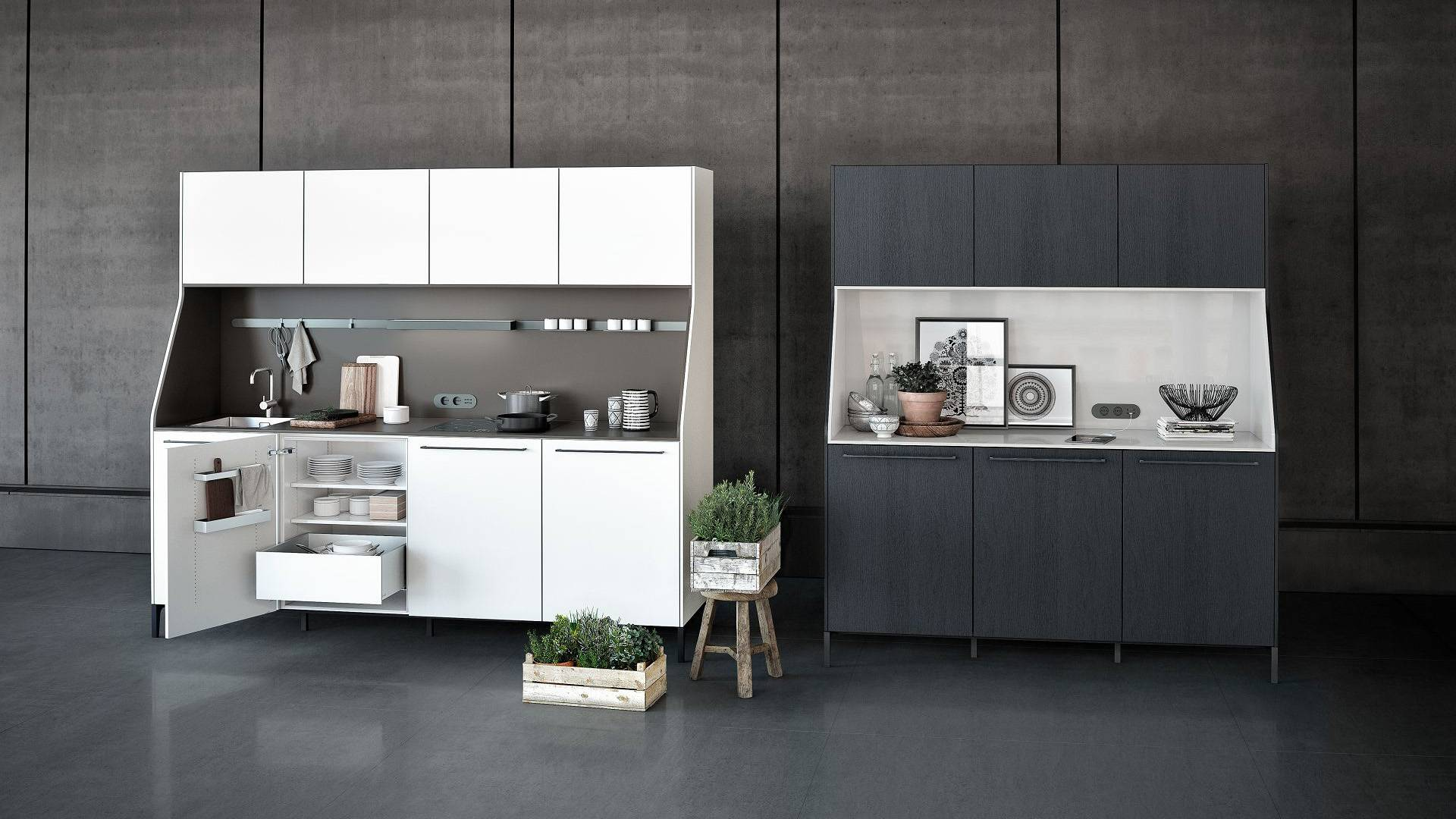 Design Keuken Outlet : Siematic kitchen interior design of timeless elegance