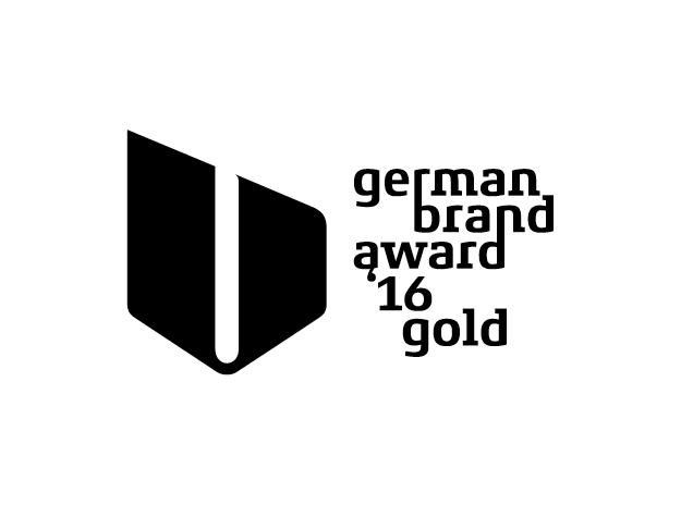 "Premi: SieMatic riceve il ""German Brand Award 2016 in Gold""."