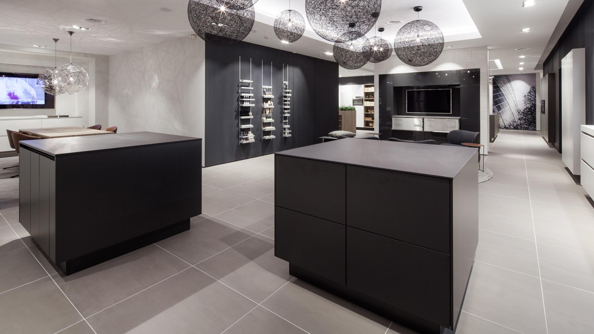 siematic image store in limburg. Black Bedroom Furniture Sets. Home Design Ideas