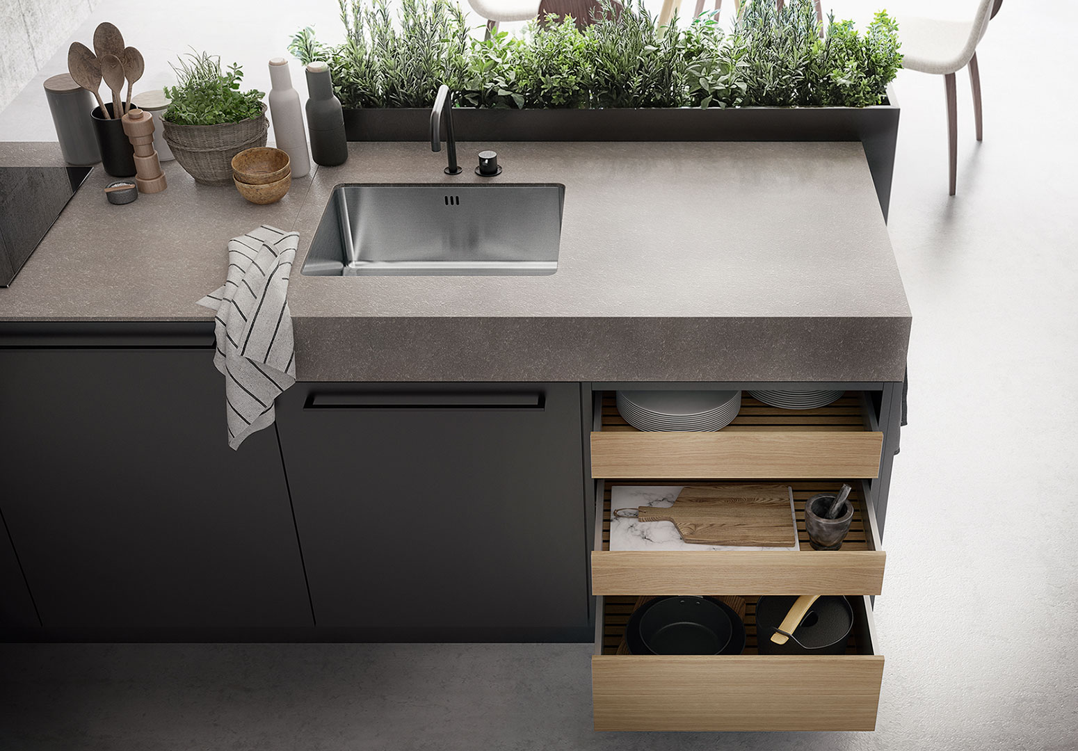 & SieMatic URBAN style collection